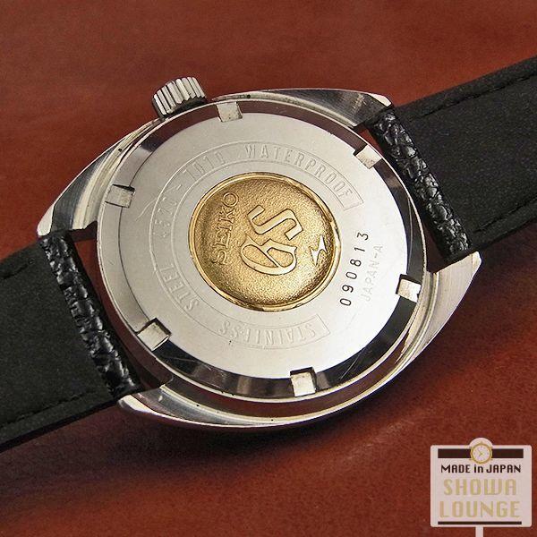 timeless design a787c 55f5c セイコー SEIKO 45GS グランドセイコー 4520-7010 美メダリオン ノンデイト 手巻き